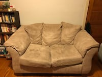 Couch / Love Seat Frederick