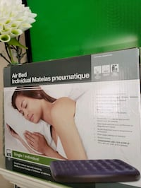 Brand New Sealed Single Size Air Mattress