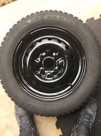 Great shape winter tires 15 inch rims