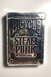 Bicycle STEAM PUNK Deste