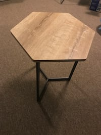 Hexagonal side table / bedside table Toronto, M6G 1C9