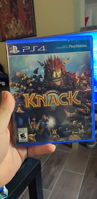Knack (PS4) Washington, 20016