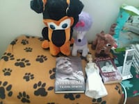 Stuffed animals & Books &Princess Diana  Zanesville, 43701