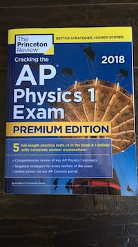 Must Have for AP Physics 1 San Jose, 95112