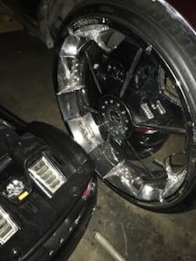 26 inches universal bolt pattern