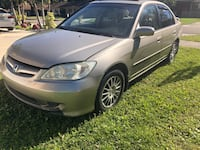 Honda - Civic - 2005 813 mi