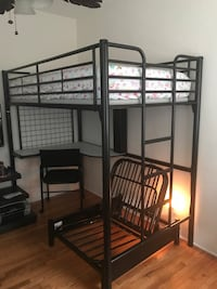 Brand New Loft Bed w/Work Station & Futon - **FRAMES ONLY!!!!** NOT NEGOTIABLE Glendale, 91206