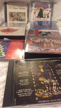 Ten Christmas CDs A very Traditional holiday! Glendale, 85301