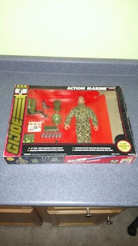 GI JOE  ACTION MARINE Ephrata, 17522
