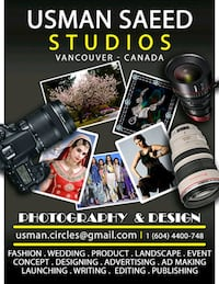 Photography lessons Surrey