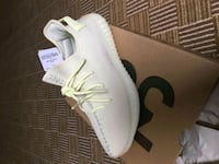 pair of white Adidas Yeezy Boost 350 Washington, 20245