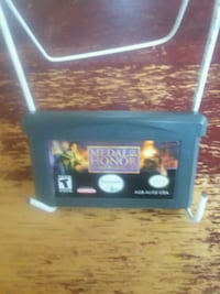 medal of honor gam eboy advance game Fairfield