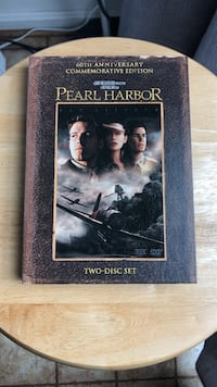 Pearl Harbor DVD Movie Laurel
