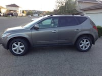 2004 Nissan - murano LEATHER ROOF HEATED CRUSE  Edmonton, T6V 1S9