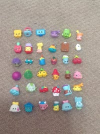 36 assorted shopkins London, N6H 5P4