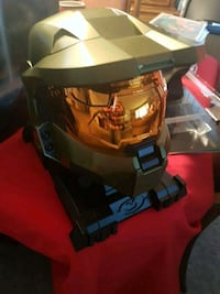 Masterchief helmet  Maple Ridge, V2X 0C6