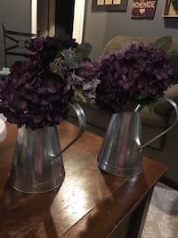 two purple and white artificial flowers Phenix City, 36877
