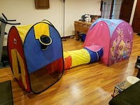 Toddler play fort(s)