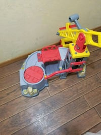 toddler's red and yellow plastic toy Little Rock, 72209