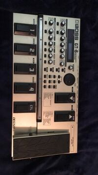 Boss GT-6  Guitar Effects Processor Oro Valley, 85737