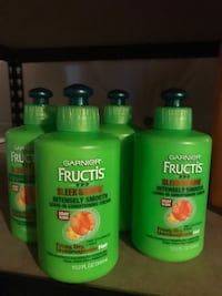 4x garnier sleek&shine - firm - yes, available Stafford, 22554