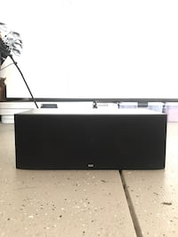 3 way center channel speaker  Manhattan Beach, 90266