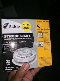 Kiddie strobe light (2) Allentown, 18103