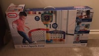 blue and red plastic toy set Saginaw, 48602