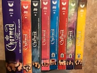 The original charmed series tv show all 8 seasons. Complete. Pick up St. Albert  3162 km