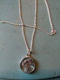 Sterling silver watch over me necklace Oklahoma City, 73108