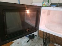 black and gray microwave oven Queens, 11435