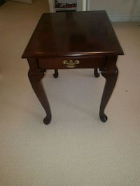 Bombay side table