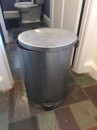Stainless Steel Garbage Can Baltimore, 21206