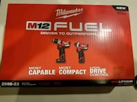 Milwaukee M12 FUEL Drill/Driver Kit Las Vegas