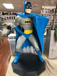 Batman, Adam West Statue ; 1999 ,made for Warner Bros. Studios Store La Habra, 90631