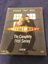 Doctor Who The Complete First Series DVD Takoma Park, 20912