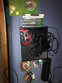 Xbox one with 12 games and Kinect  Nashville, 37214