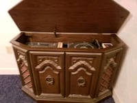 brown wooden cabinet with drawer Hudson Falls, 12839