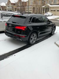 Audi - Q5 - 2018 Tecknik S Line! LEASE TAKEOVER Vaughan