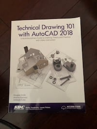 Technical Drawing 101 with AUTOCAD 2018 Mississauga, L5M