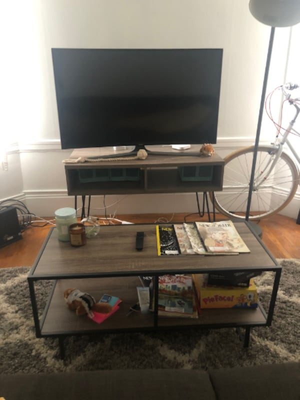 Tv Stand With Matching Coffee Table