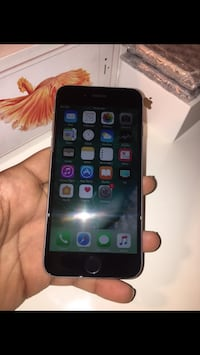 (30 DAY WARRANTY) PRICE IS FIRM carrier unlockedSpace Gray iPhone 6 16GB Washington, 20010