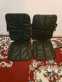 black leather cover seats Winnipeg, R2J 1E1