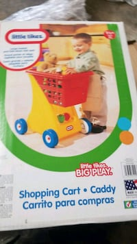 Little Tikes shopping cart caddy Riverside, 92509