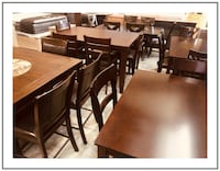 Dining Room Closeouts - All Brand New in Boxes Windsor Mill