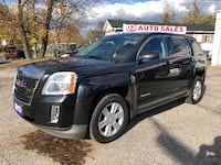 2013 GMC Terrain 1Owner/Accident Free/AWD/Comes Certified/BT Scarborough, ON M1J 3H5, Canada