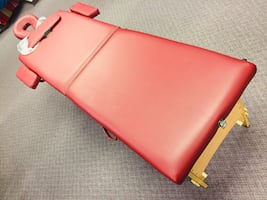 Red Massage Table (Brand New)