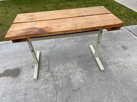 Work bench table
