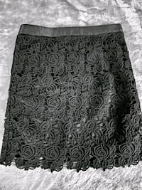 Black Crocheted Lace Skirt Gainesville, 20155