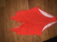 Pacsun orange Swim Suit  Germantown, 20874